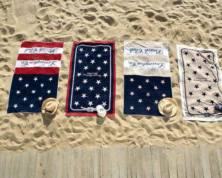 Escoger la toalla adecuada para la playa o piscina - Toallas de playa dobles ...
