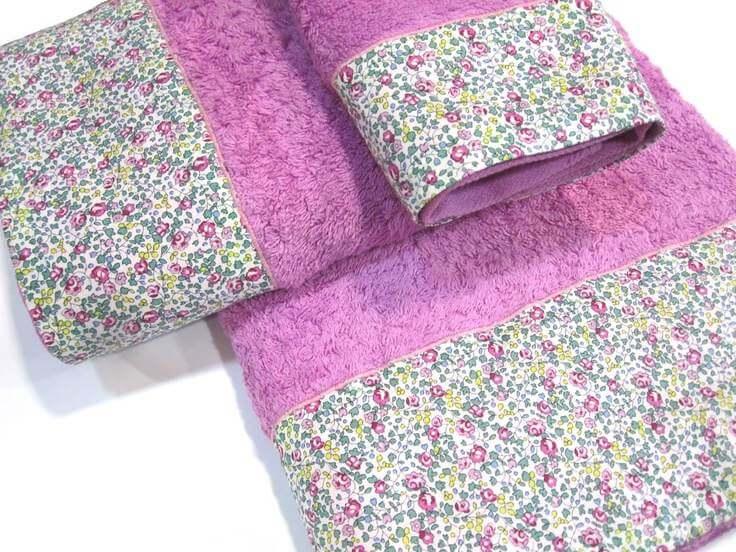 Decorar Baño Toallas:Ideas para decorar las toallas
