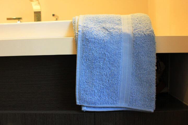 identificar toallas de mano de calidad