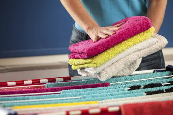 Errores que pueden arruinar tus toallas